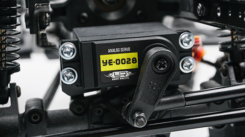 Yeah Racing High-Torque Metal Gear Standard Servo For 1/10 RC car #YE-0028