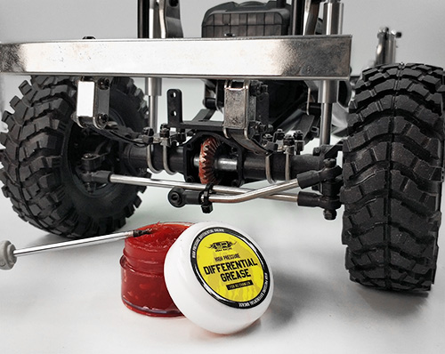 Yeah Racing High Pressure Differential Grease For RC Crawler