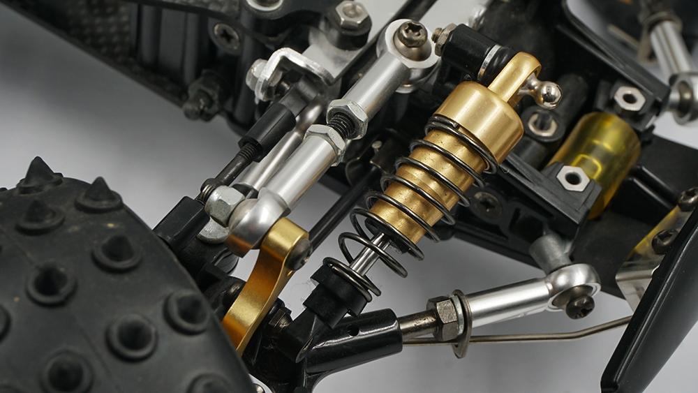 Yeah Racing Carbon Steel Shaft For Tamiya Avante #TAV-015