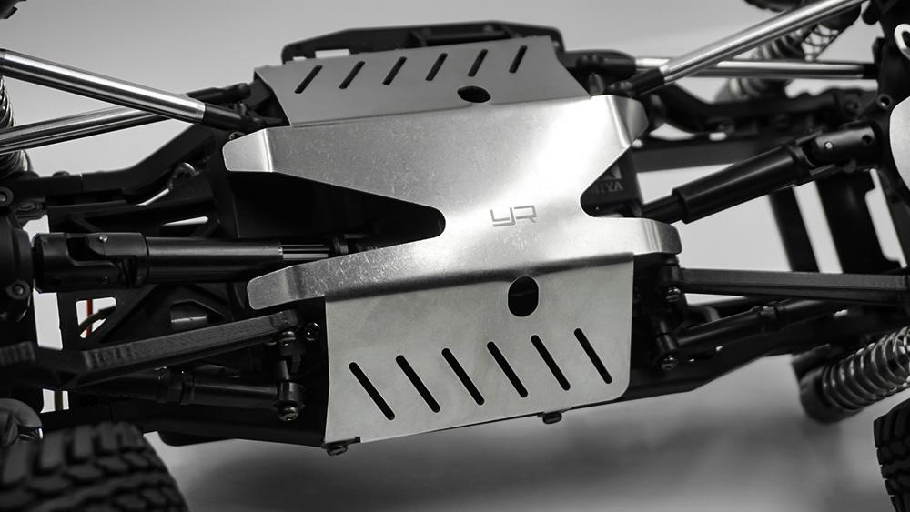 Yeah Racing Titanium TC4 M3 High Precision Button Flat Head Socket Screw